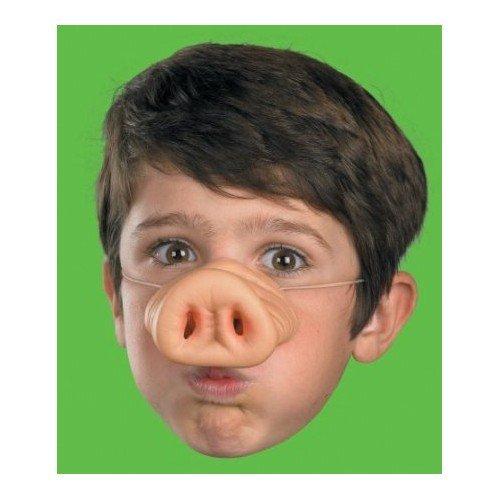 [Pig Nose Child Accessory] (Boy Pig Costume)