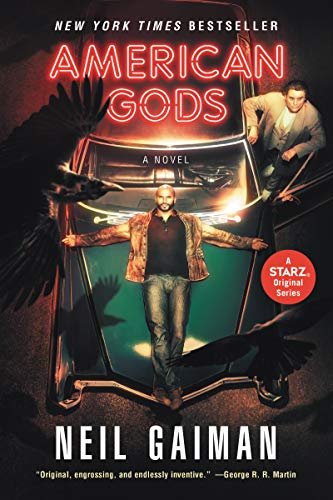 American Gods: A Novel from MORROW
