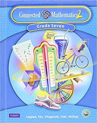 Amazon connected mathematics grade 7 student edition single connected mathematics grade 7 student edition single bind 0th edition by prentice hall fandeluxe Image collections