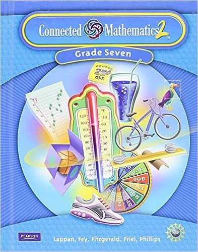 Amazon connected mathematics grade 7 student edition single connected mathematics grade 7 student edition single bind 0th edition by prentice hall fandeluxe Gallery