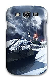 Galaxy S3 Cover Case - Eco-friendly Packaging(battlefield 3 Armored Kill Alborz Mountain)