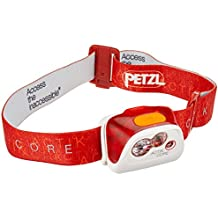 Petzl - ACTIK CORE Headlamp, 350 Lumens, Rechargeable, with CORE Battery