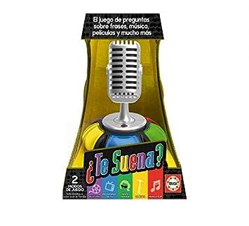 Educa Borrás Juego TE Suena 500 Preguntas DE Audio: Amazon.es ...
