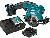 Makita SH02R1 12V Max CXT Lithium-Ion Cordless Circular Saw Kit, 3-3/8 .#GH45843 3468-T34562FD675907