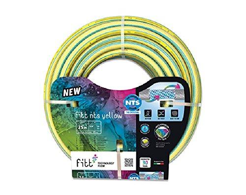 Fitt Yellow Tuyau NTS New jaune 25/mm x 25/mt