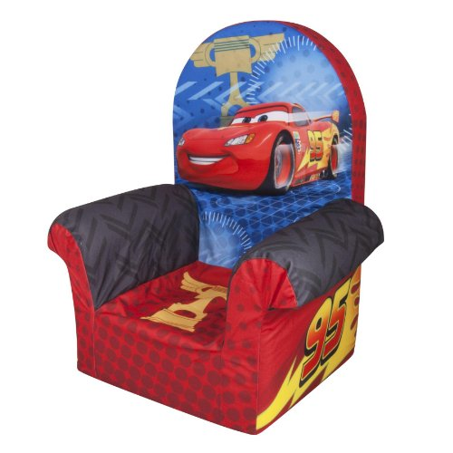 Marshmallow Furniture Disney's Cars 2 High Back Chair by Marshmallow Furniture