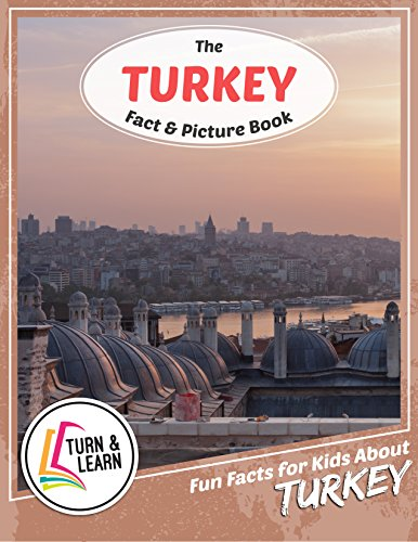 The Turkey Fact and Picture Book: Fun Facts for Kids About Turkey
