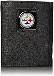 NFL Unisex-Adult Leather Tri-fold Wallet