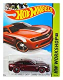 2013 Hot Wheels Chevy Camaro Special Edition Super Treasure Hunt – red