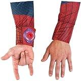 Herren Kinder Kostüm Cosplay Spiderman Web Shooter D