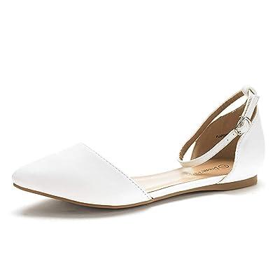 DREAM PAIRS Women's D'Orsay Ballet Flats Shoes | Flats