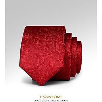 GENTLEE TIE La versión Coreana de la Corbata Rosa Hombres y ...