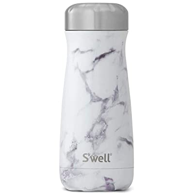 S'well Stainless Steel Traveler Triple-Layered Vacuum-Insulated Containers Keeps Drinks Cold