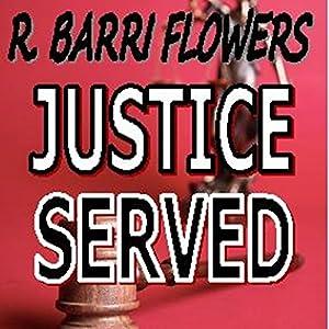 Justice Served: A Barkley and Parker Thriller Audiobook