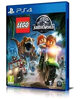 Take Two Interactive Lego Jurassic World Ps4 Juego Ps4