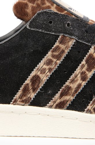 Adidas Originals Superster 80 Grf Giraffe Q21903 Tarwe / Zwart Jungle Heren Schoenen (maat 9,5)