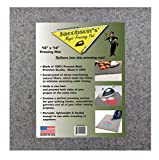 Jacobson's Wool Ironing Pad for Quilters – 100% Wool Felt Pressing Mat - The Ideal Pressing Pad for Home & Commercial Ironing (14x14)