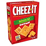 Cheez-It, Baked Snack Cheese Crackers, Reduced Fat, Original, 11.5oz