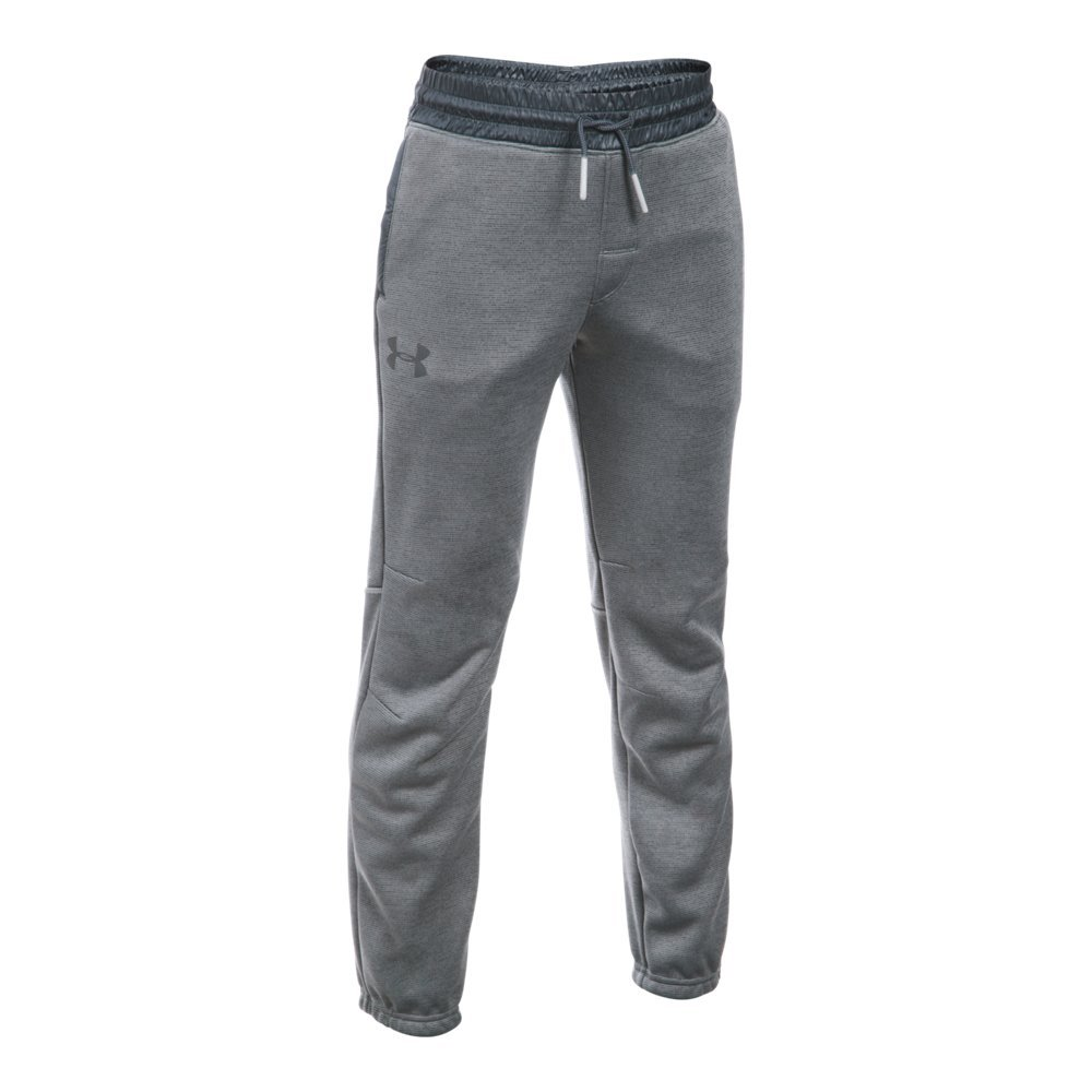 Under Armour UA Swacket Youth Small STEALTH GRAY
