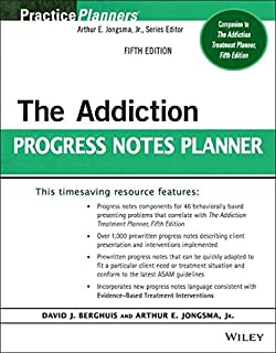 Amazon the addiction treatment planner includes dsm 5 updates the addiction progress notes planner practiceplanners fandeluxe Gallery