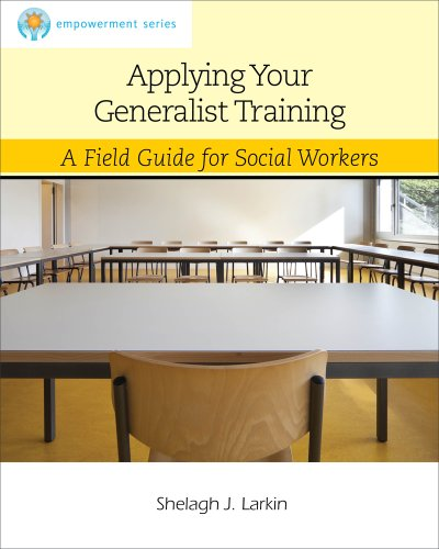 Applying Your Generalist Training (SW 444 Field Seminar)