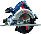 Bosch CCS180-B14 18V 6-1/2' Circular Saw Kit with CORE18V Battery, Blue