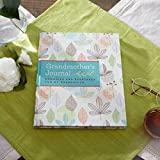 Grandmother's Journal: Memories and Keepsakes for