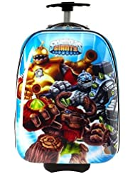 New SKYLANDERS Light Weight GIANTS 17 ABS Rolling Carry-On Hard Shell Luggage