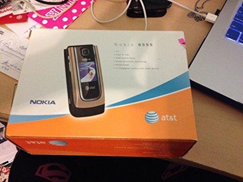 Nokia 6555 Unlocked Bluetooth microSD product image