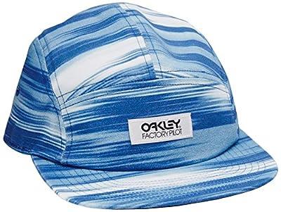 Oakley Men's Factory Pilot Trucker Hat Cap - Imperial Blue