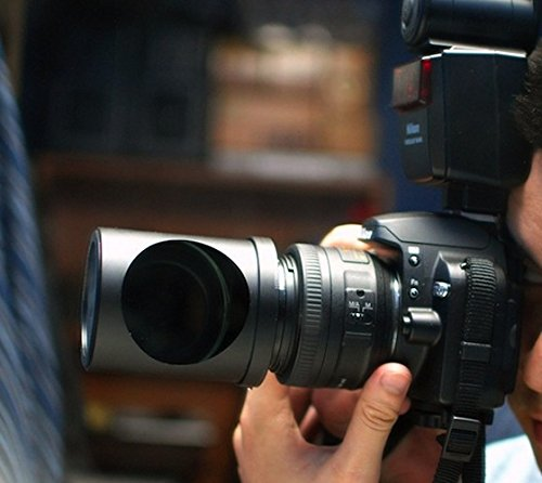 Opteka voyeur spy lens for canon