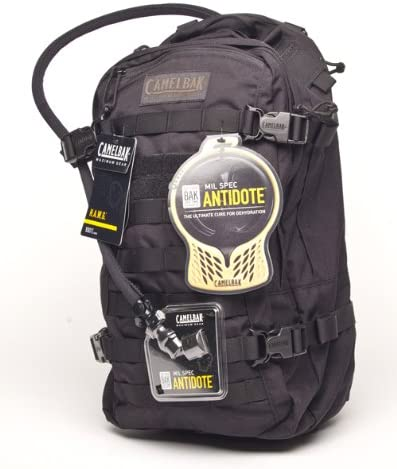 BLACK CamelBak HAWG 3L Military Spec Hydration Backpack FREE Global Shipping