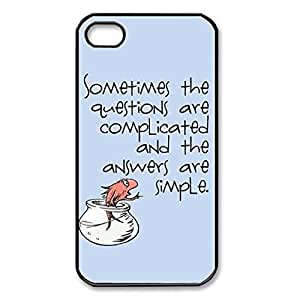 Alison Marvin Feil's Shop The Dr Seuss Quote the Fish Hard Back Case Cover for iPhone 6 (4.7 inch) 5510376M43517920