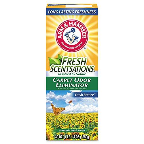 CDC3320011536EA - Arm And Hammer Fresh Scentsations Carpet Odor - Freshening Powder Carpet