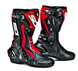 Sidi ST Black/Red Motorcycle Boots