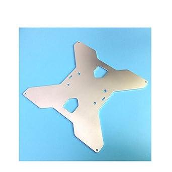 Tarantula / HE3D Aluminio Placa de carro Y para TEVO Tarantula ...