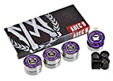 #10: Aggressivemall ABEC 9 Skate Bearings (8 set)