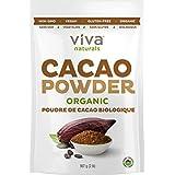 Viva Naturals Organic Non-GMO Cacao Powder, 2 Pound Bag