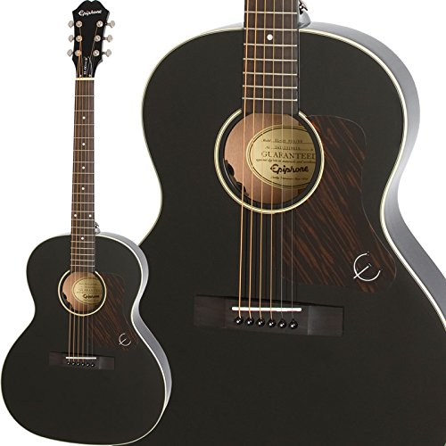 Epiphone エピフォン Limited Edition EL-00 PRO (Ebony) エレアコ   B01BMF6LDG