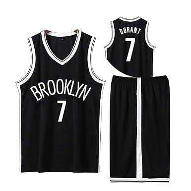 Brooklyn Nets # 7 Kevin Durant - Camiseta de Baloncesto para ...