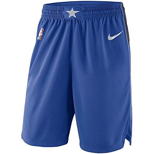 (Nike Dallas Mavericks Dry Swingman Basketball Shorts (X-Large))