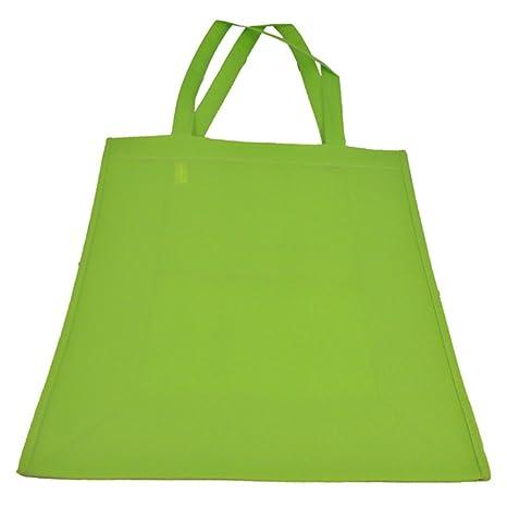 Al por mayor 2 pcs Bulk reciclar bolsas de la compra verde ...