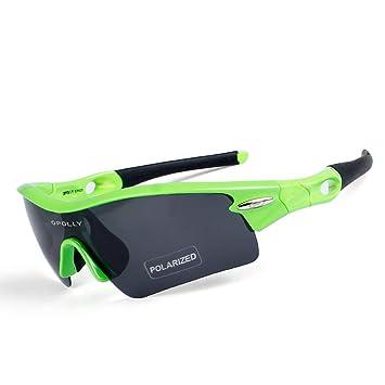 SNEAK STROLL Gafas de Ciclismo Polarizadas Protección UV Gafas de Sol Deportivas y gafas de polarización