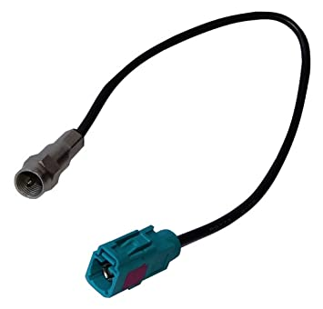 AERZETIX: Adaptador cable FAKRA hembra FME macho para antena GPS navegacion: Amazon.es: Coche y moto