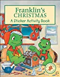 Franklin's Christmas, Paulette Bourgeois, 1553375068