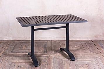 outdoor dining tables aluminium garden furniture patio table outside
