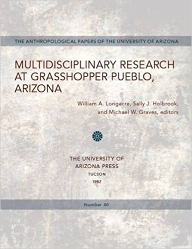 Arizona Multidisciplinary Research at Grasshopper Pueblo