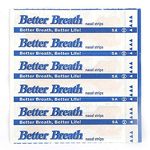 30-300 Count Nasal Strips Better Breath Anti Snoring (66mm*19mm) (100) (Best Anti Snoring Strips)
