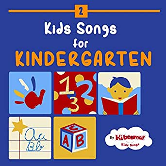 Kids Songs for Kindergarten by The Kiboomers on Amazon Music