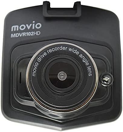 movio 2.4 LCD搭載720P高画質HDドライブレコーダー